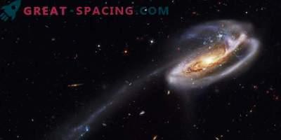 Znanstveniki analizirajo galaktične skupine zgodnjega vesolja