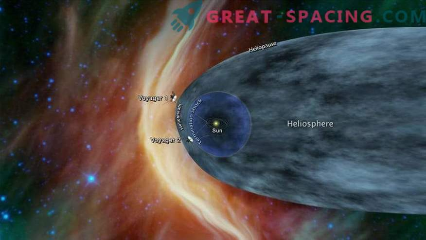 NASA's Voyager-2 approaches mysterious interstellar space