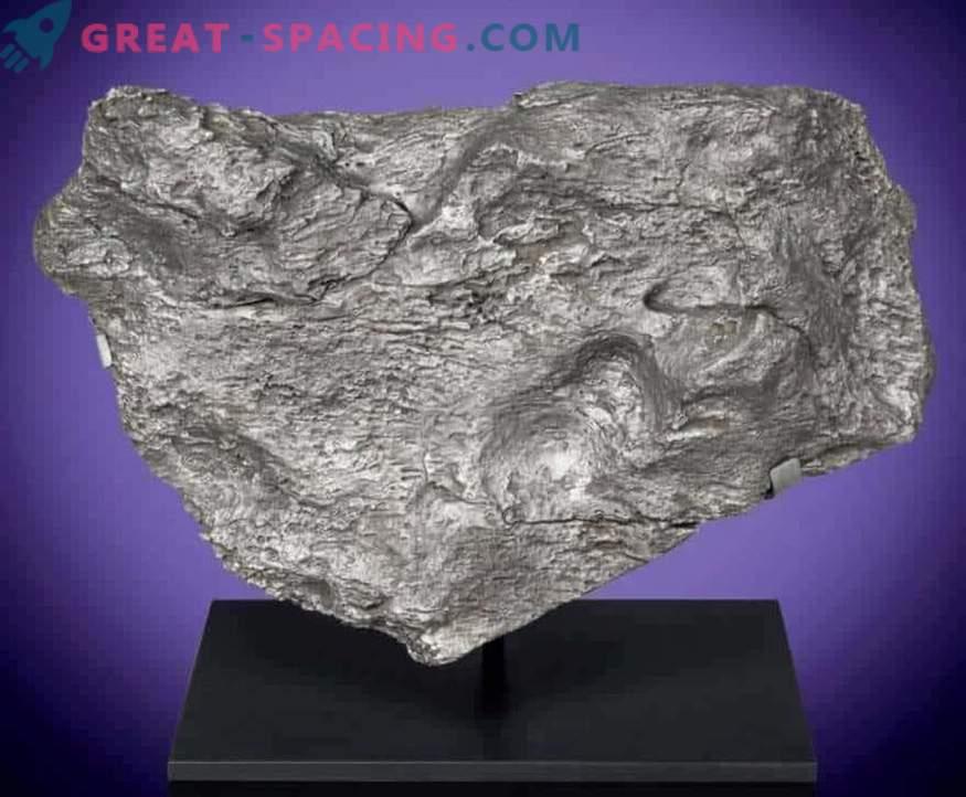 Quanto costa un meteorite