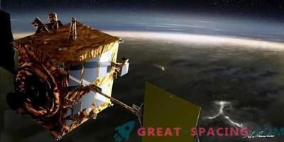 Das japanische Raumschiff Akatsuki entdeckte auf der Venus etwas Ungewöhnliches.