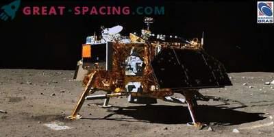 Il rover lunare cinese entrò in collisione con notti più gelide del previsto