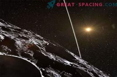 Пръстените могат да бъдат често срещани около странен астероид.