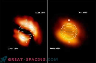 Salapärasel Titanil on kummaline valgus