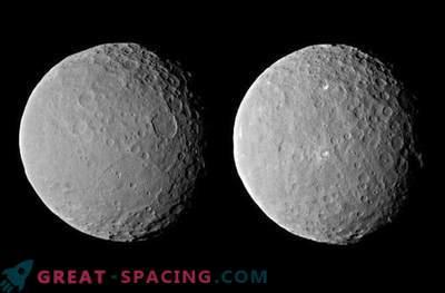 Ceresi müstilised valged laigud võivad olla vulkaanilise päritoluga