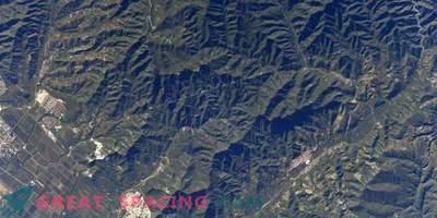 Kitajski zid je viden iz vesolja! Ali ne?