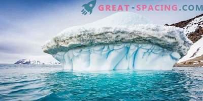 Atemberaubende Details der Antarktis in der neuen hochauflösenden Karte
