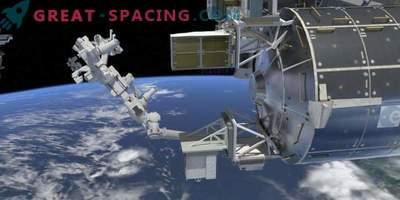 Un capteur est installé sur l'ISS pour surveiller les débris orbitaux