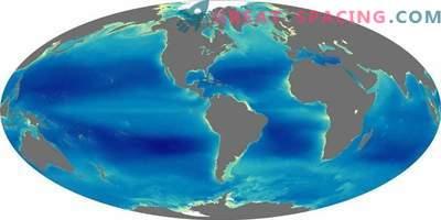 ¡La Tierra absorbe sus propios océanos!