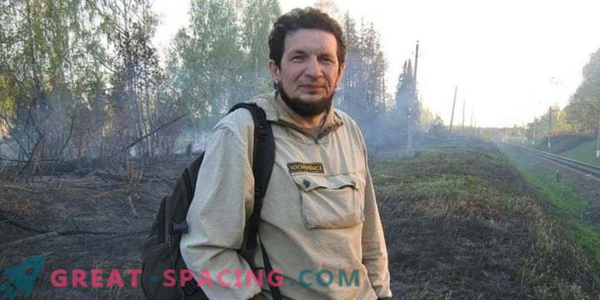 Vai ar viņa darbību saistās ufologa Vadima Černobiļas nāve?