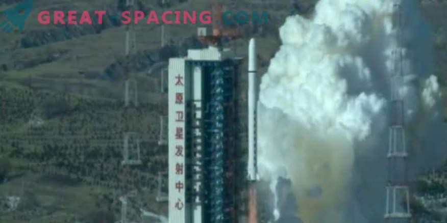 Ķīniešu starta grafiks raķetēm radīja ASV konkurenci 2017. gadā