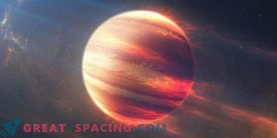 Can the gas giant turn into a planet of the earthly type
