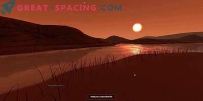Haz un viaje virtual a un nuevo mundo con NASA