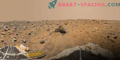 Als der Rover Pathfinder versehentlich Wasser auf dem Mars entdeckte