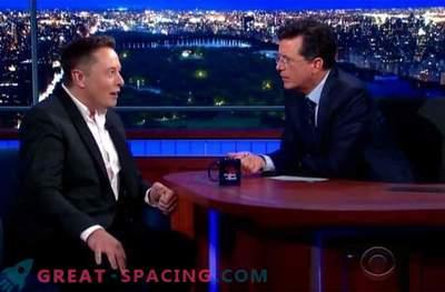 Elon Musk je predlagal, da se na Marsu spusti termonuklearna bomba