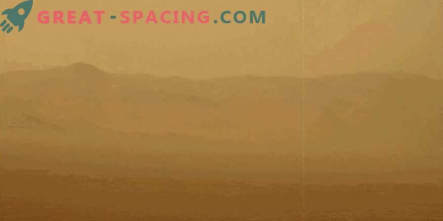 Putekļi var novērst Marsa kolonizāciju