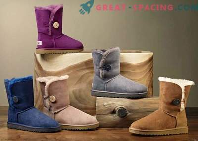 What are uggs in fashion now?