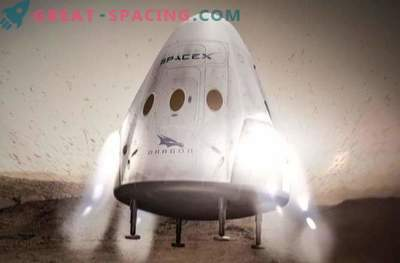 Max: SpaceX bo lahko v osmih letih sprožil ljudi na Mars.