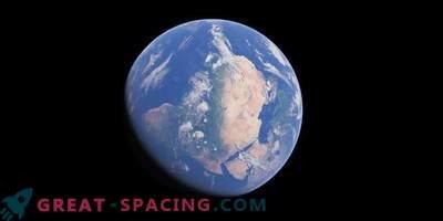 ¿Qué sucede si el eje de la Tierra se inclina 90 grados?
