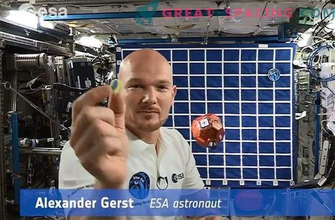 Astronauts modelēja Phil moduļa nolaišanos komētā