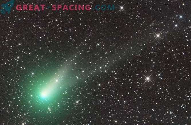 Božično srečanje s kometom Catalina