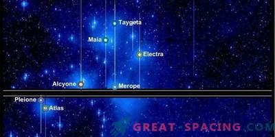 Kepler navaja spremembe v Plejadah