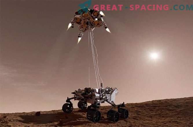 Mars 2020: Kur mēs meklēsim ārpuszemes civilizācijas: Foto