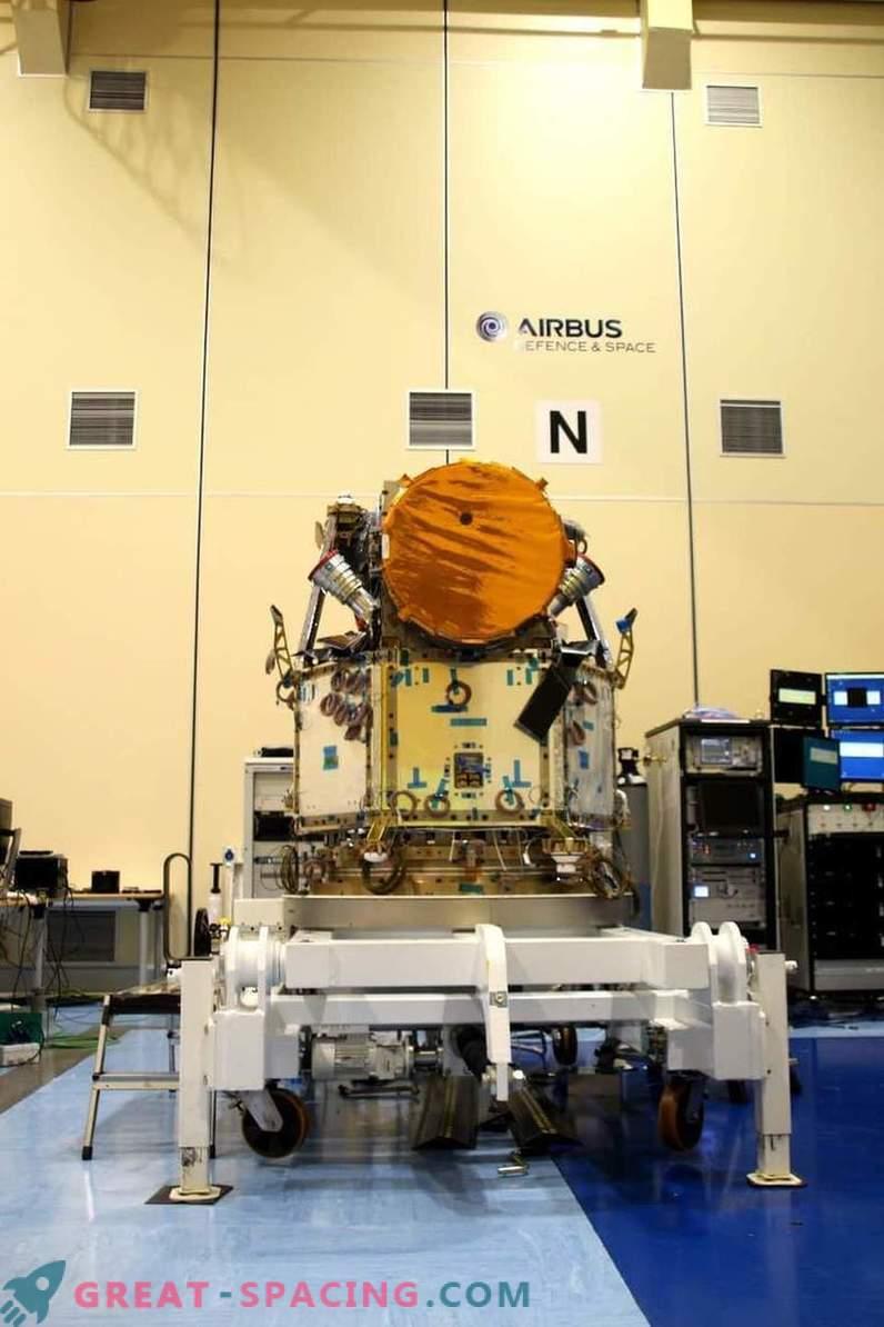 Integrētais satelīta kanops