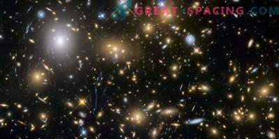 Skrita galaksija odprta kopica
