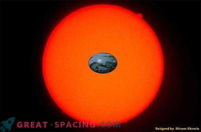 Soon flattened planets can be detected
