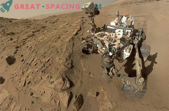 Vai baktērijas var izdzīvot uz Marsa?