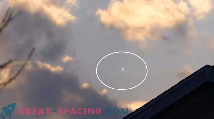 A family in Colorado captured an unidentified object. Video