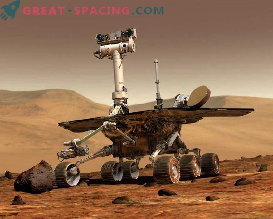 Letzter Versuch, die Rover-Gelegenheit zu erreichen