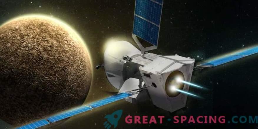 BepiColombo маршрут: защо толкова дълго лети до Меркурий?