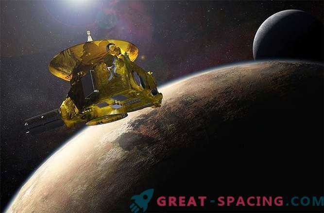 NASA se približuje Plutonu