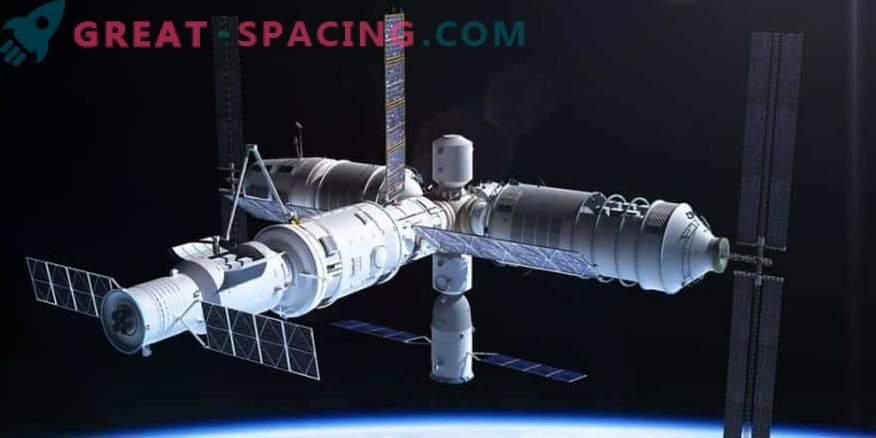 Ķīnas kosmosa laboratorija atgriezīsies zemē
