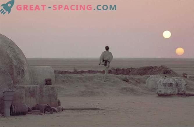 Kui tõsi on planeedid Star Warsis?