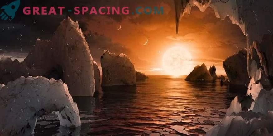 Hat der nahegelegene Stern bewohnbare Planeten?