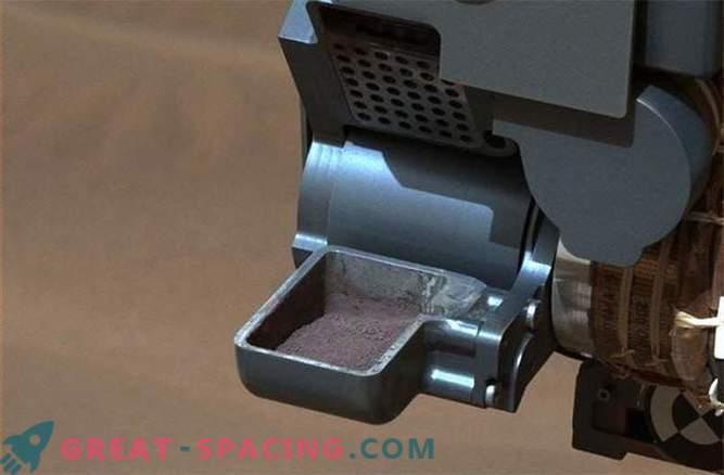 Uudishimu avastas Marsi elukoha mineraalsed tõendid