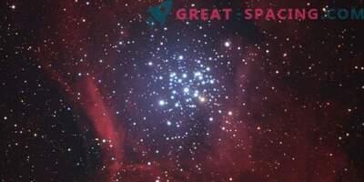 Chandra bada młodą gromadę NGC 3293